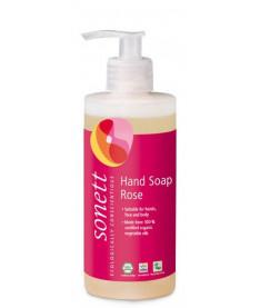 Органическое жидкое мыло Sonett Роза, 300 мл