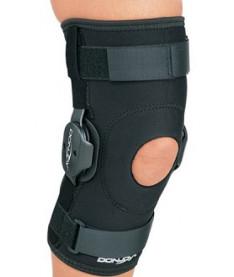 Ортез для коленного сустава Donjoy Drytex Hinged knee (Хайджент)