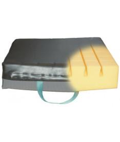 OSD Herdegen 410154 Подушка на сидение в виде вафли, чехол из винила