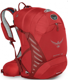 Osprey Escapist 32 Cayenne Red S/M Рюкзак