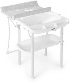 Пеленальный столик Cam Aqua Spa, серый
