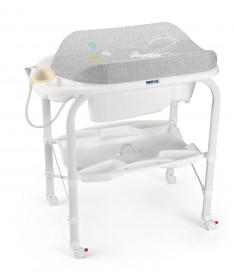 Пеленальный столик Cam Cambio серый