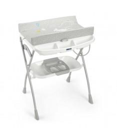 Пеленальный столик Cam Volare, серый