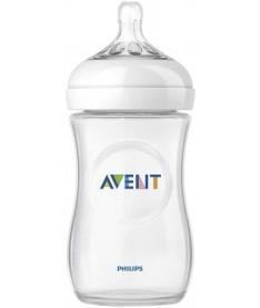 Philips Avent SCF693/17 Бутылочка для кормления &quotNATURAL&quot, 260 мл, 1 шт