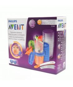 Philips Avent SCF721/20 Контейнеры для хранения продуктов