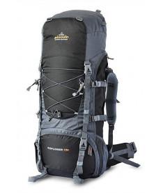 PINGUIN EXPLORER 100-new черный-серый Рюкзак