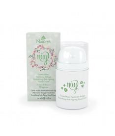 Питательный антивозрастной крем для рук Bema Cosmetici Naturys Nuy, 50мл/NUY NOURISHING ANTIAGE HAND CREAM 50 ml