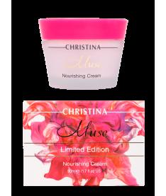 Питательный крем для лица, шеи и декольте Christina Muse Nourishing Cream, 50 мл