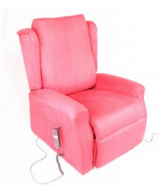 Подъемное кресло-реклайнер с электромотором OSD Clarabella-1