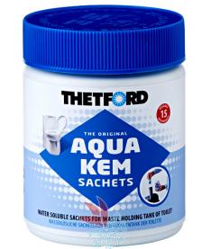 Порошок для биотуалета Thetford Aqua Kem Sachets, Нидерланды
