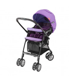 Прогулочная коляска Aprika Luxuna CTS Purple