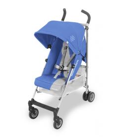 Прогулочная коляска Maclaren Quest Medieval Blue/Silver