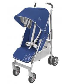 Прогулочная коляска Maclaren Techno XT Medieval Blue/Silver