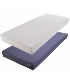Противопролежневый матрас Invacare Basic, синий влагонепроницаемый чехол 195х88х14 см