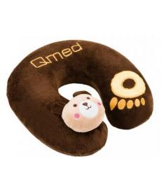 Qmed  Детская ортопедическая подушка для путешествий KID TRAVELING
