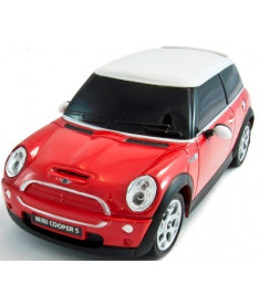 RASTAR 15000, 1:24 BMW Mini Cooper машина на р/у