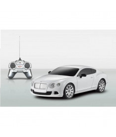 RASTAR 48600  Bentley Confinental GT 1:24 Автомобиль на р/у