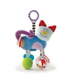 Развивающая игрушка-подвеска Смышленый котик Taf Toys (11705)