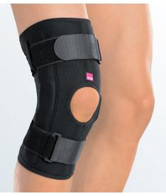 Регулируемый полужесткий коленный ортез Stabimed pro для широкого бедра
