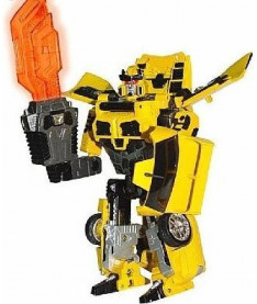 Roadbot MITSUBISHI LANCER EVOLUTION IX (1:32) Робот-трансформер