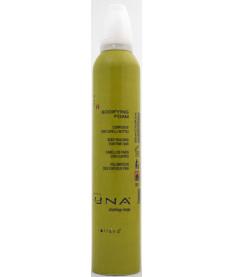 Rolland UNA Bodifying foam / Пенка гибкой фиксации для тонких волос, 300 мл