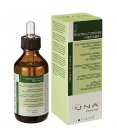 Rolland UNA УНА Комплекс для восстановления ослабленных и поврежденных волос, 90мл