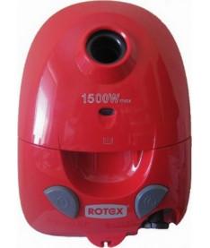 ROTEX RVB01-P Red Пылесос  с мешком до 1500 ВТ