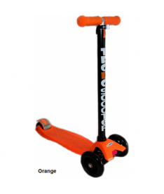 Самокат Trolo Maxi orange