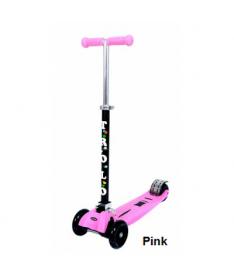 Самокат Trolo Maxi PLUS pink