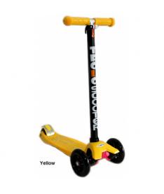 Самокат Trolo Maxi yellow