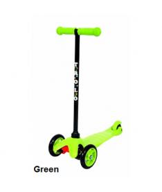 Самокат Trolo Mini light green