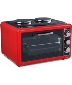 SATURN ST-EC1072 Red Печь электрическая