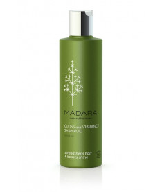 Шампунь для нормальных волос Madara Gloss &amp vibrancy, 250 мл