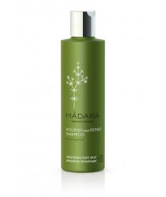 Шампунь для сухих и поврежденных волос Madara Nourish & repair, 250 мл