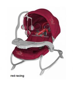 Шезлонг Bertoni DREAM TIME (red racing lorelli)