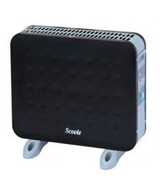 SCOOLE  SC HT HL1 1000 BK Электрический конвектор, электронное управление, мощность: 1000Вт