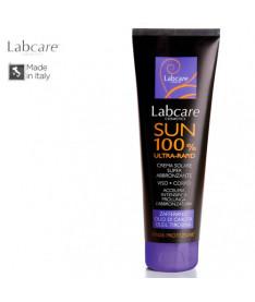 Солнцезащитный крем бронзатор Labcare I Solari Abbronzante  SUN 100% LC70807