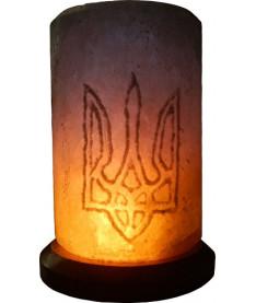 Соляная лампа Герб 5-6 кг