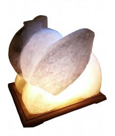 Соляная лампа Слон 5-6 кг.
