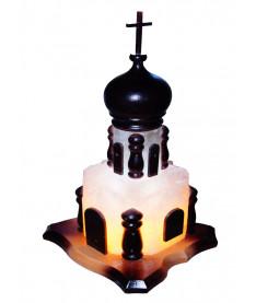 Соляной светильник Церковь 4-5 кг