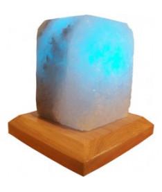 Соляной светильник Кубик 1 кг