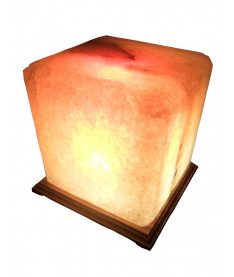Соляной светильник Квадрат 9-10 кг
