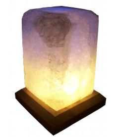Соляной светильник Прямоугольник 3 кг