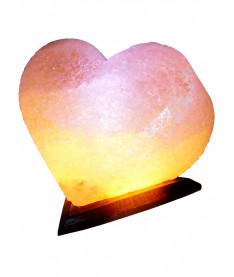 Соляной светильник Сердце 3-4 кг
