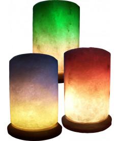 Соляной светильник Свеча 3 кг