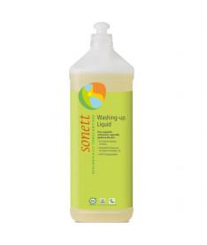 SONETT Органическое средство для мытья посуды Лимонник 1 л