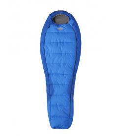 Спальник Pinguin TOPAS 195 синий R BHB Micro