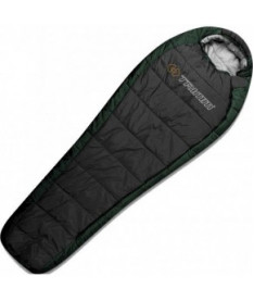 Спальник Trimm HIGHLANDER olive/dark grey 195 L