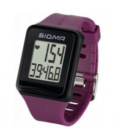 Спортивный пульсометр Sigma Sport iD.GO Plum