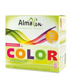 Стиральный порошок AlmaWin для всех типов ткани СOLOR, 2 кг